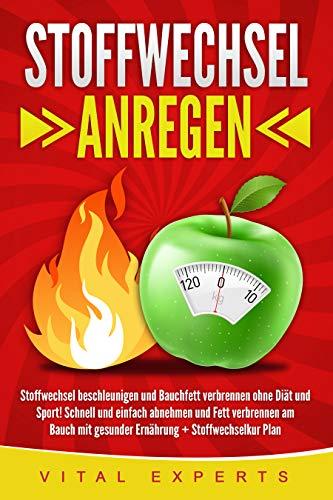 Stoffwechsel anregen: Stoffwechsel beschleunigen und...