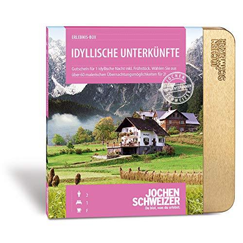 Jochen Schweizer Reise-Gutschein Idyllische Unterkünfte,...