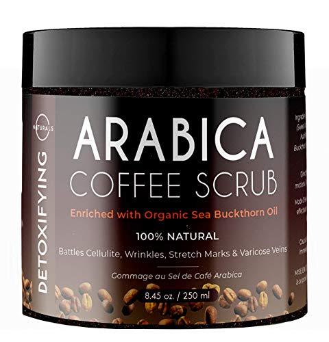 Körperpeeling Kaffee Body Scrub Peeling Körper Gesicht...