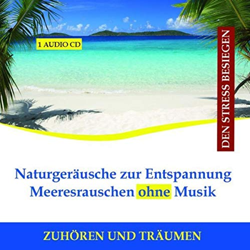 Naturgeräusche zur Entspannung Meeresrauschen ohne Musik