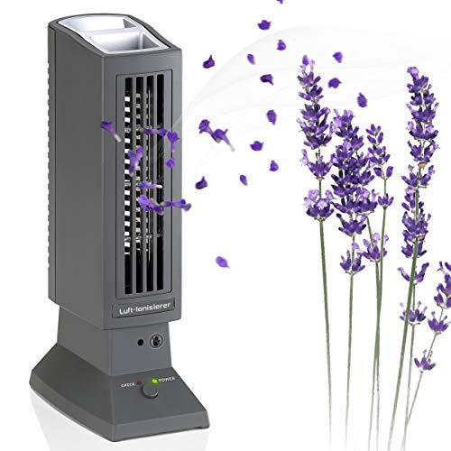 Tevigo 90690 Luftreiniger Ionisierer für Allergiker und...