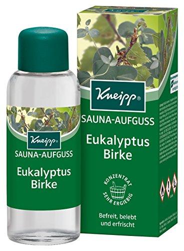 Kneipp Sauna Aufguss Eukalyptus und Birke, 100 ml