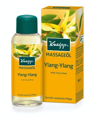 Kneipp Pflegendes Massageöl Ylang-Ylang, 100 ml