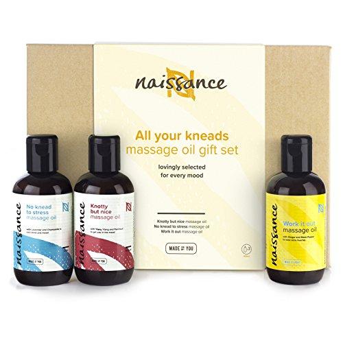 Naissance 'All Your Kneads' - Massageöl Favoriten...