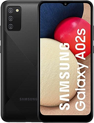 Samsung Galaxy A02S - Smartphone 32GB, 3GB RAM, Dual SIM, Black