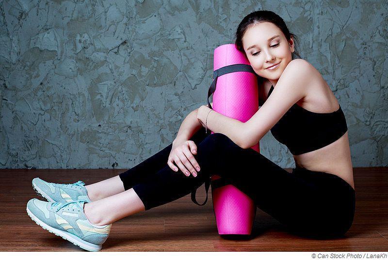 Wenn Deine Yoga-Matte sprechen könnte, würde sie diese 3 Dinge zu Dir sagen