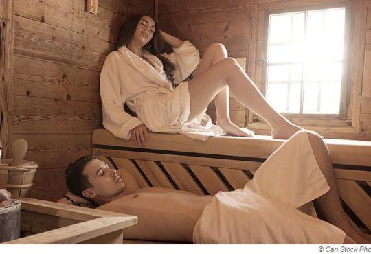 Darf ich mit Antibiotikum in die Sauna