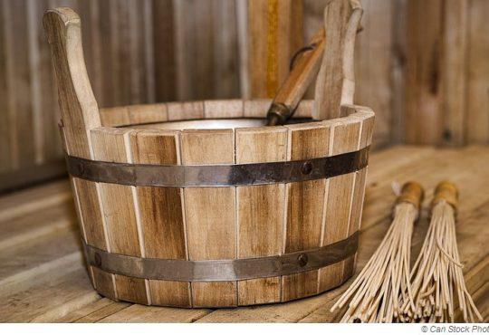 Darf ich mit Hämorrhoiden in die Sauna