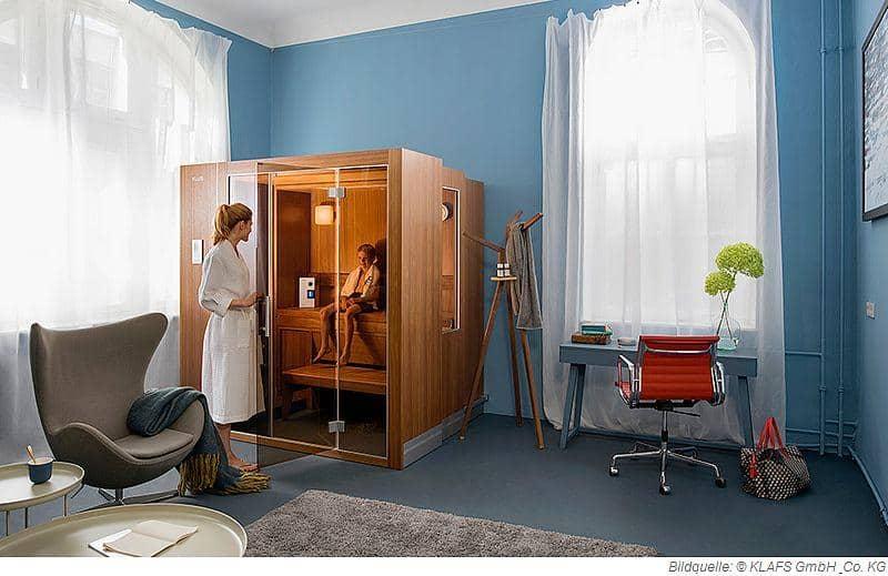 Die Eigene Sauna Eine Wohltat Bei Allergiebeschwerden