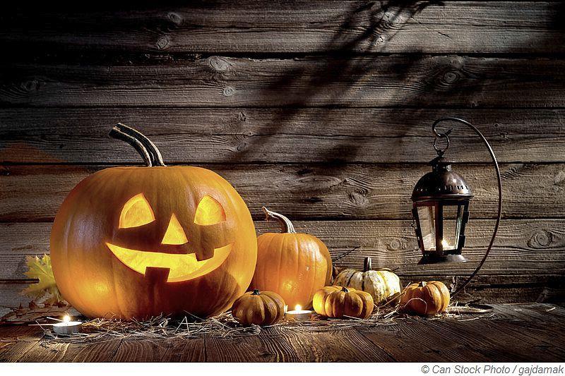 Schaurig schöne Halloween Events in Deutschlands Sauna-Thermen