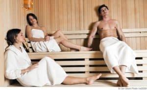 Immunsystem in der Sauna stärken