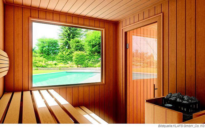 warum gartensaunen immer beliebter werden pressemeldung. Black Bedroom Furniture Sets. Home Design Ideas
