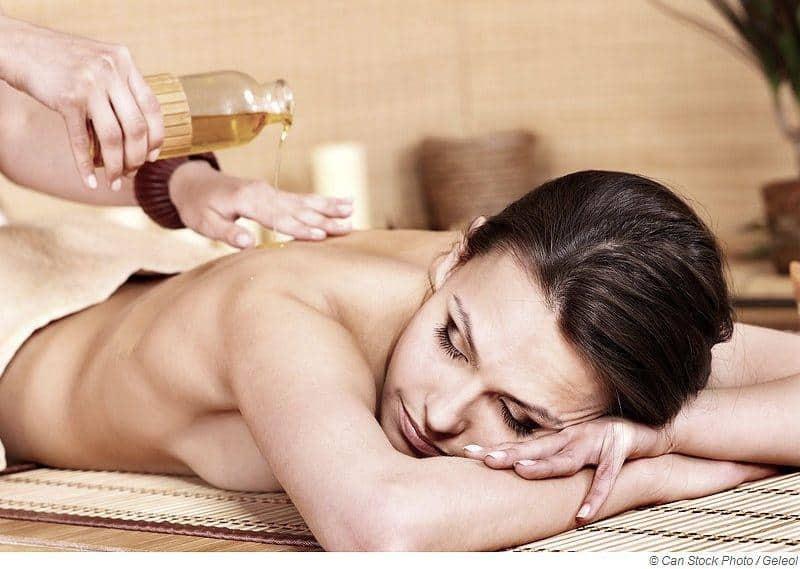 Lulur Massage - Schönheitsmassage gegen Falten