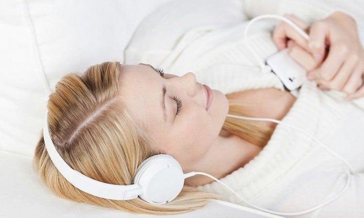 Musik zum Relaxen