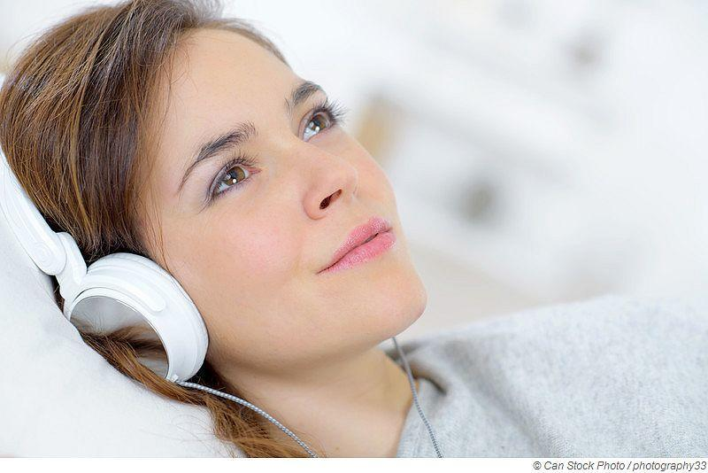 Naturgeräusche zur Entspannung