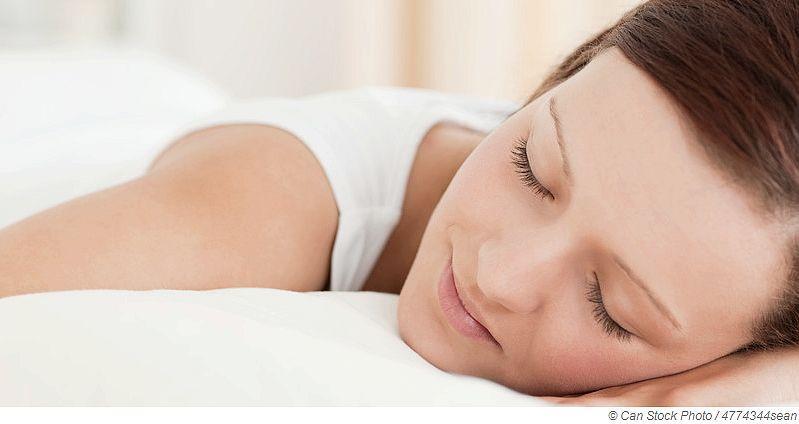 Ruhe und Schlaf gegen Erkältung