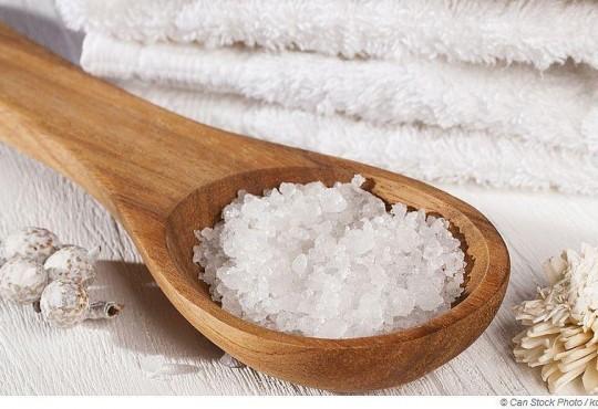 Salz-Solevernebler für die Sauna