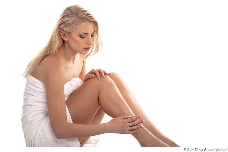 Sauna gegen Krampfadern