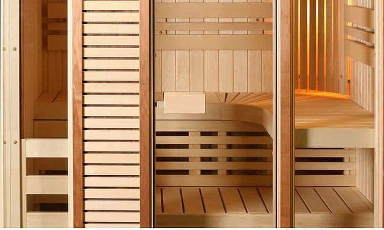 Sauna richtig desinfizieren