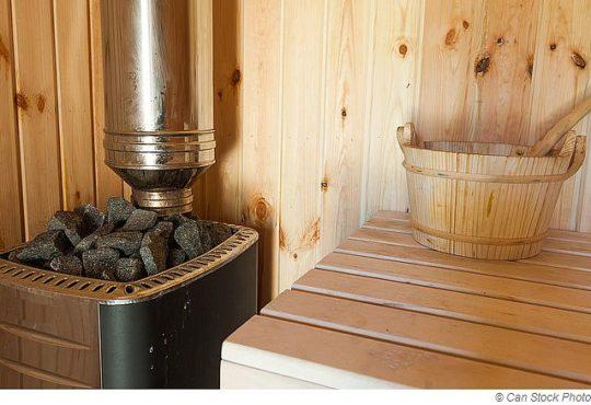 Saunabrände in Privaträume vorbeugen und verhindern