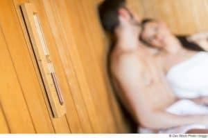 Spanner in der Sauna