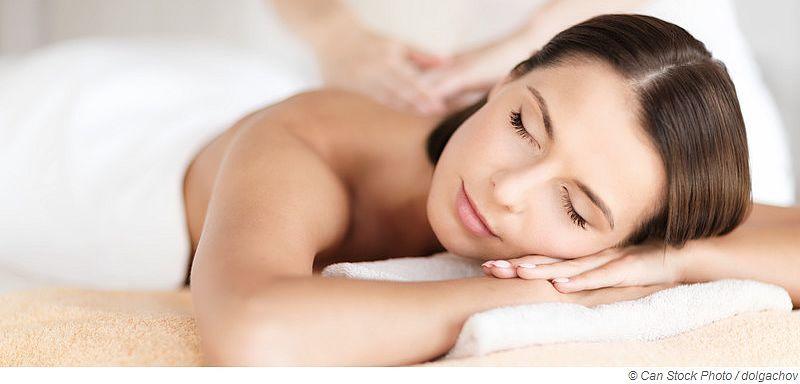 Stressabbau durch Massagen