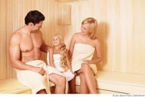 Was ist eine Bio-Sauna