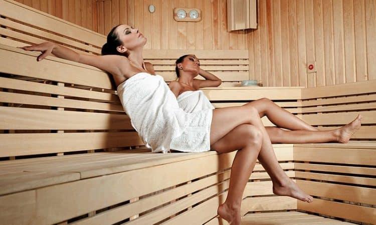 Wie viele Saunagänge sind gesund?